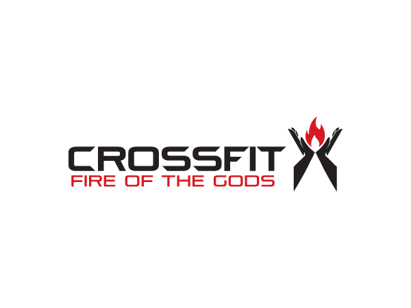 CrossFit Fire of the Gods Logo
