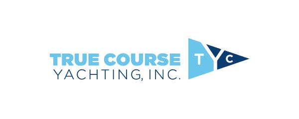 True Course Yachting, Inc. logo