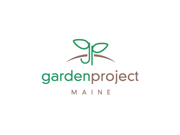 The Garden Project Maine Logo